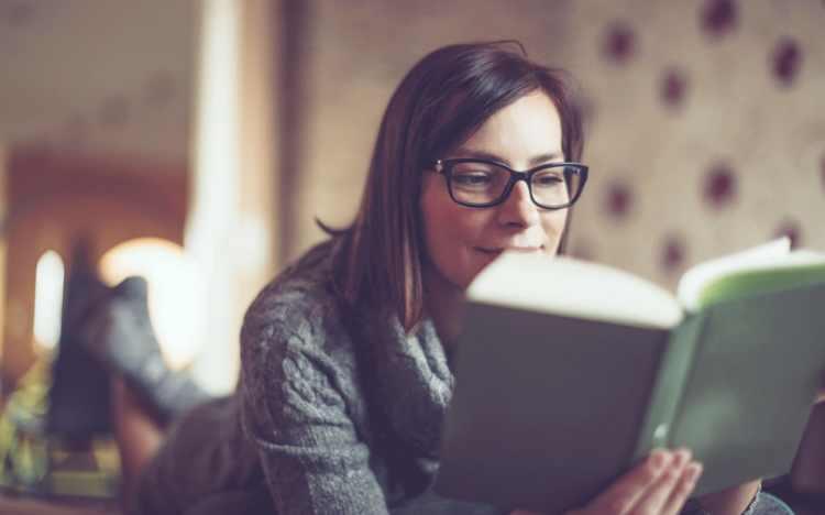 Adult Reading Week Telegraph