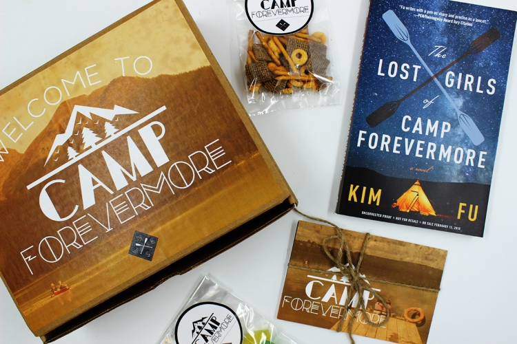 Lost Girls of Camp Forevermore HCC First Look