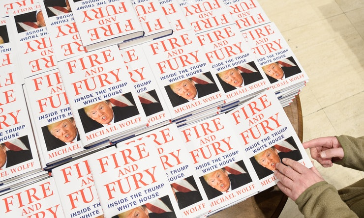 Fire and Fury Books TV Show