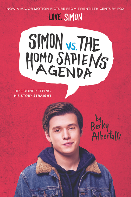 Simon vs the Homo Sapiens agenda