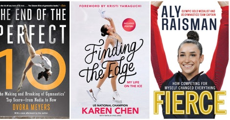 Books about Olympics and Olympians