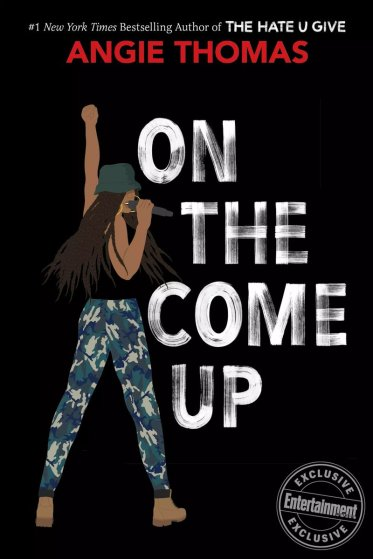 On the Come Up Angie Thomas Cover Reveal Entertainment Weekly