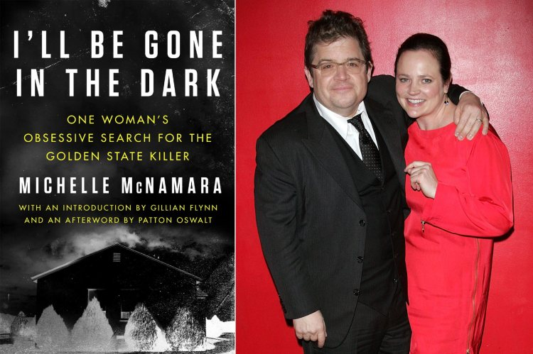 I'll Be Gone in the Dark Michelle McNamara book