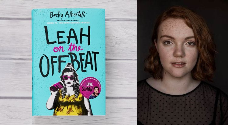 Shannon Purser Leah on the Offbeat Audiobook Narrator