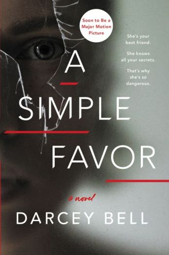 A Simple Favor Darcey Bell Cover