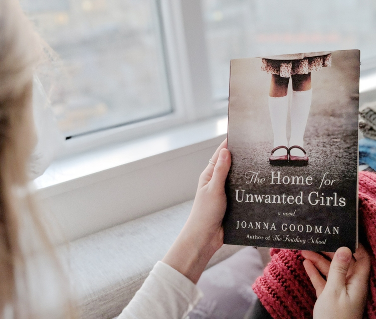 Home for Unwanted Girls Joanna Goodman Giveaway