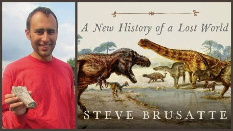 The Rise and Fall of the Dinosaurs Steve Brusatte CBC