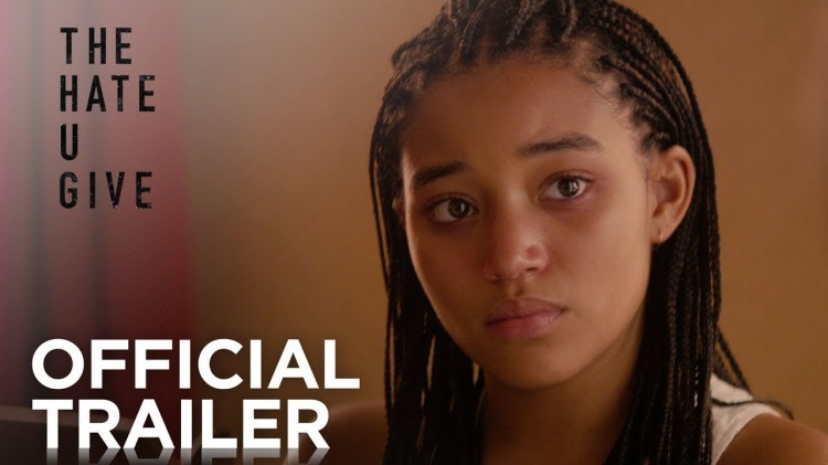 The Hate U Give Official Trailer Image