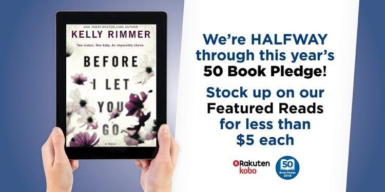 50 Book Pledge Featured Read Ebooks